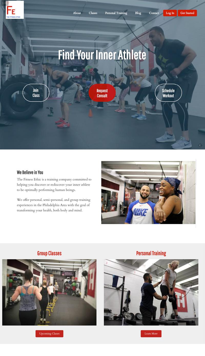 The Fitness Ethic screenshot