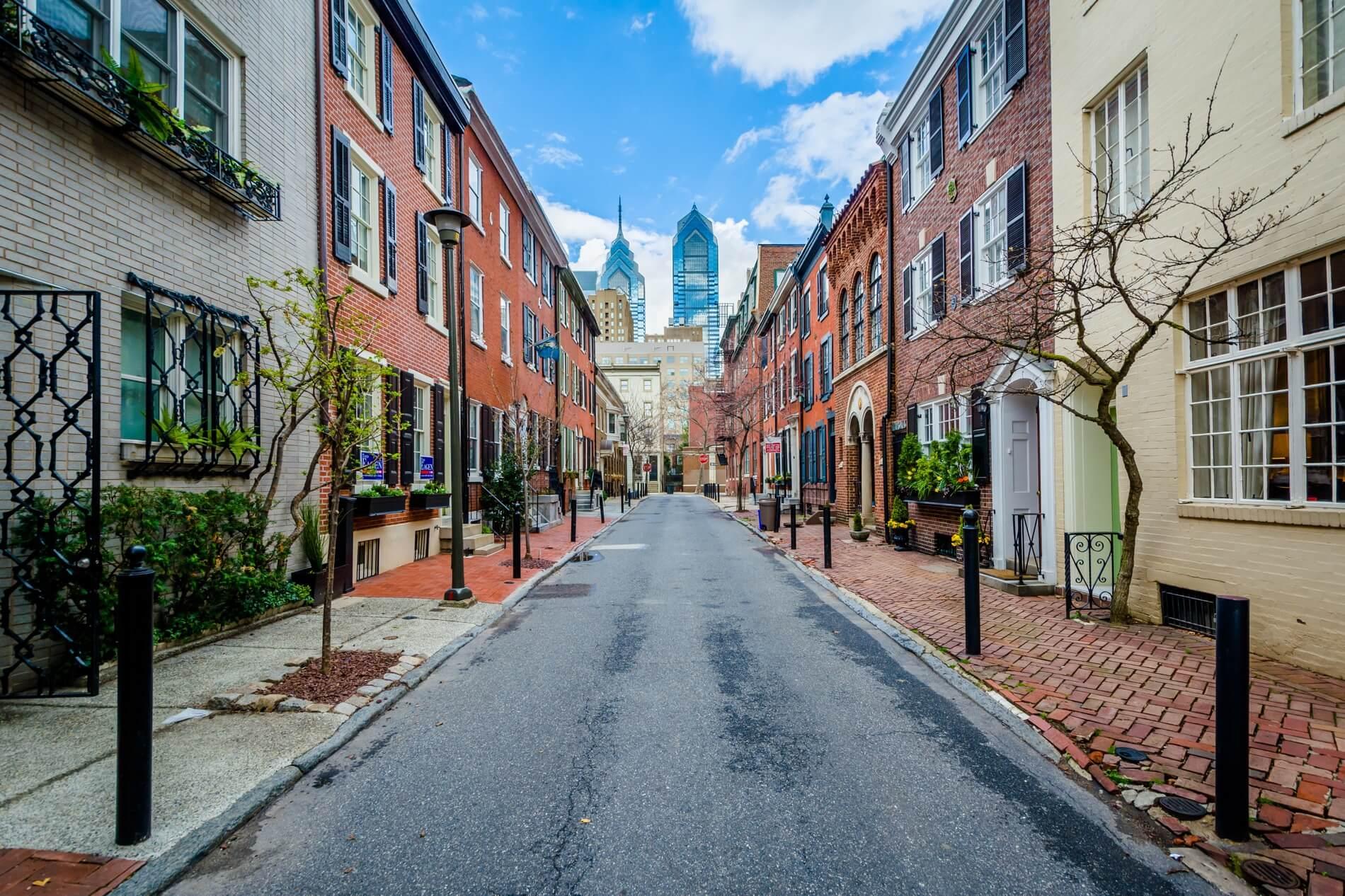 Philadelphia-neighborhood